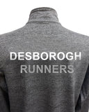 Desborogh Runners Mens Half Zip Performance Top