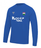 Wibbly Wobbly Wonders Running Club Long Sleeve T-Shirt (Male & Female Sizes)
