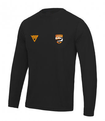 Watergrasshill Athletics Club Long Sleeve T-Shirt (Ladies and Mens)
