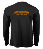Watergrasshill Athletics Club Long Sleeve T-Shirt (Male & Female sizes)