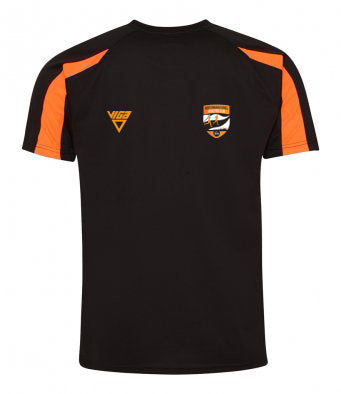 Watergrasshill Athletics Club Contrast Short Sleeve T-Shirt (Mens & Junior Sizes)