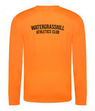 Watergrasshill Athletics Club Long Sleeve T-Shirt (Mens)