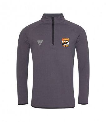 Watergrasshill Athletics Club Zipped Sweat Top (Mens & Ladies)