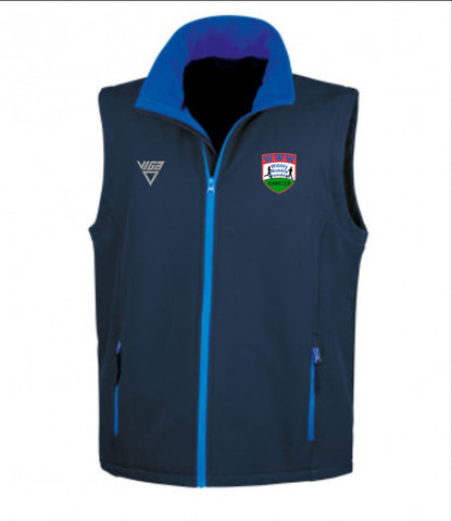 Wibbly Wobbly Wonders Soft Shell Gilet (Male & Female sizes)