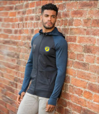 Danum Harriers Men's Cool Contrast Hoodie (Best Seller)