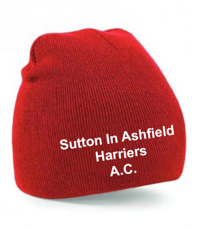 Sutton In Ashfield Harriers A.C. Beanie