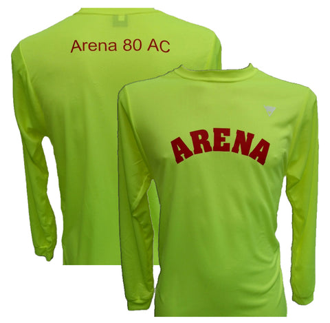 VIGA Hi Viz Ultra Cool Long Sleeve Top