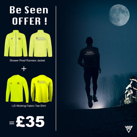 Dundee Road Runners Be Seen Offer !