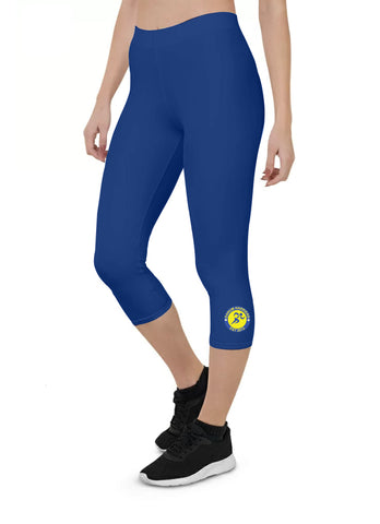 Danum Harriers Plain Sportive Stretch Capri