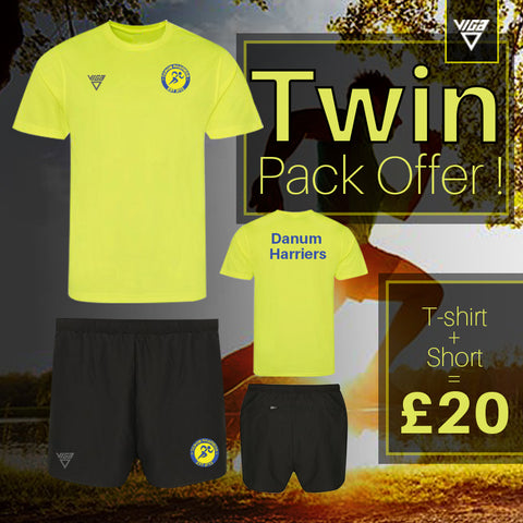 Danum Harriers Twin Pack Offer Great Price !