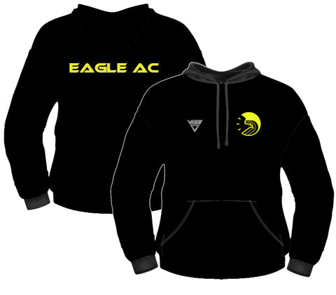Eagle AC Hoody (Black) (Male & Female sizes)