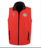 Sutton-In-Ashfield Harriers A.C. Soft Shell Gilet (Male & Female sizes)