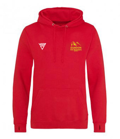 Dunoon Hill Runners Hoodie Ladies & Junior Sizes