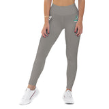 Huncote Harriers High Performance Plain Leggings