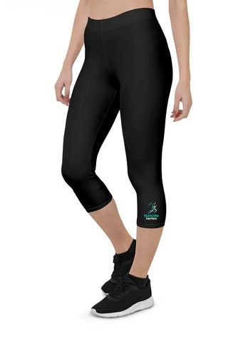Huncote Harriers Plain Sportive Stretch Capri