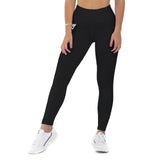 High Performance Plain Leggings