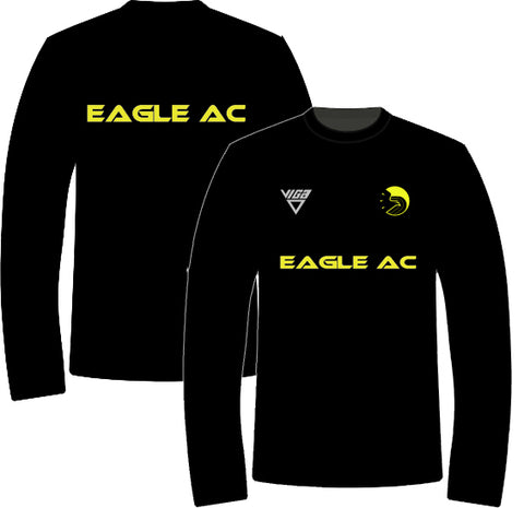 Eagle AC Long Sleeve T-Shirt (Male & Female sizes)