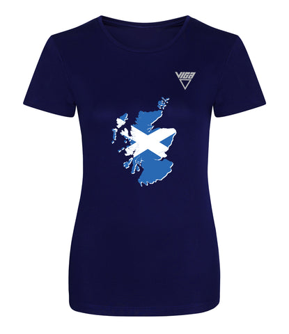 Women's Scotland Ultra Cool Wicking T-Shirt