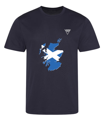 Men's Scotland Ultra Cool Wicking T-Shirt