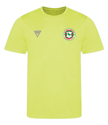 Sutton-in-Ashfield Harriers & A.C. Training T-Shirt (Male, Female & Junior sizes)