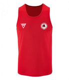 Dumbarton AC Mens Wicking Training Vest