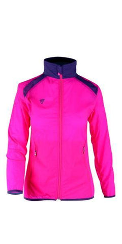 Ladies Pink Jacket - VIGA Sportswear
