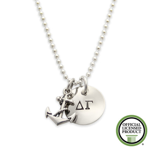 Delta Gamma Necklace, Sorority Jewelry, Official Licensed Product, jenny present®