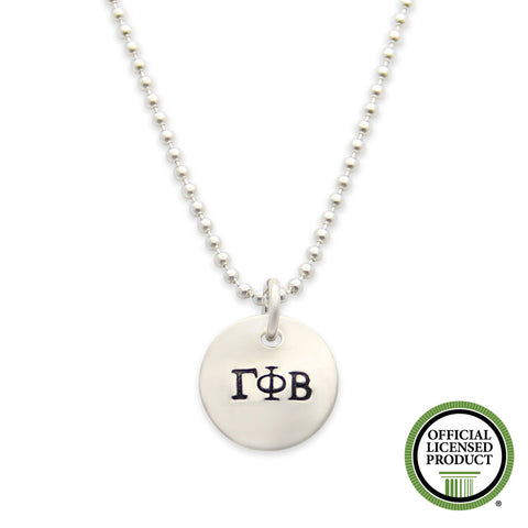 Gamma Phi Beta Necklace, Sorority Jewelry, Official Licensed Product