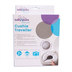 Baby Works Cushie Traveller Folding Toilet Seat