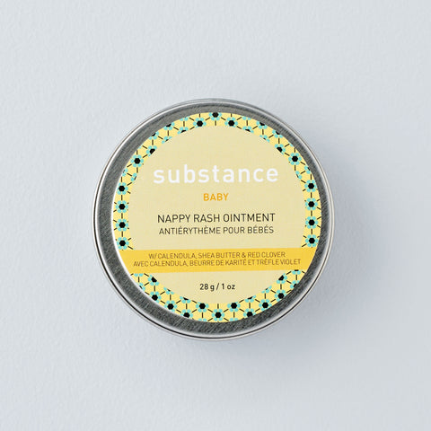 Substance Nappy Rash Ointment Travel