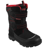 pediped Flex - Cruz Black Red Winter Boot