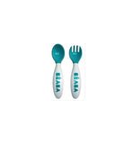 Beaba 2nd Stage Cutlery - Set of 2