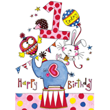 Pictura Birthday Greeting Card