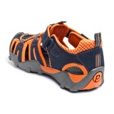 pediped Flex Canyon - Navy Orange
