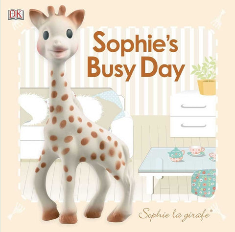 Book - Sophie La Girafe - Sophie's Busy Day