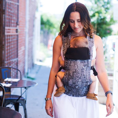 Beco Gemini Baby Carrier Limited Edition