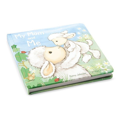 Book By Jellycat - My Mom and Me