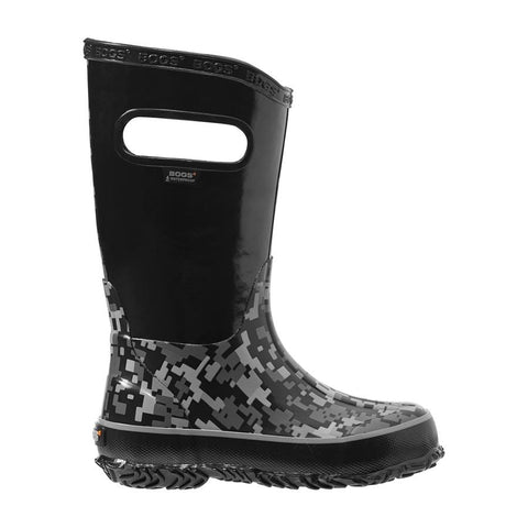 Bogs Rain Boots Digital Camo Black - 71741 009