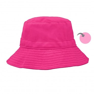 iPlay Reversible Bucket Hat Organic Cotton
