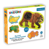 Mudpuppy My First Touch and Feel Puzzle (3pc/puzzle)