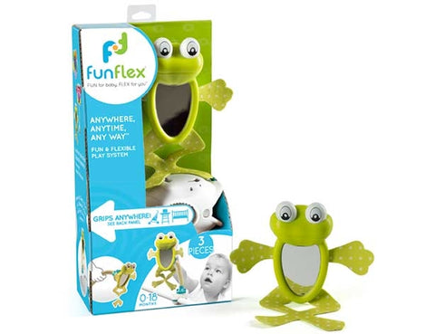 Fun-Flex Frog Mirror Set