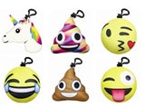 Incredible Novelties Emoji Mini Squishems - Assorted