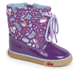 See Kai Run Toddler Boots Greta - Purple