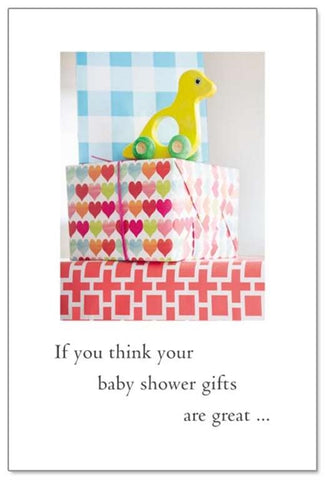 Cardthartic Baby Shower Cards