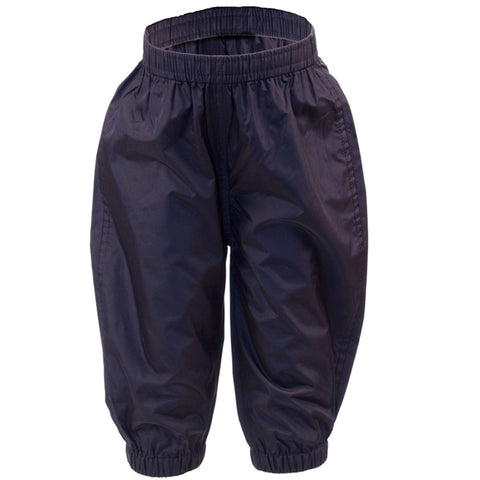 Calikids Waterproof Splash Pants - Black