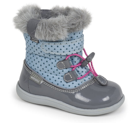 See Kai Run Toddler Waterproof Boots - Abby