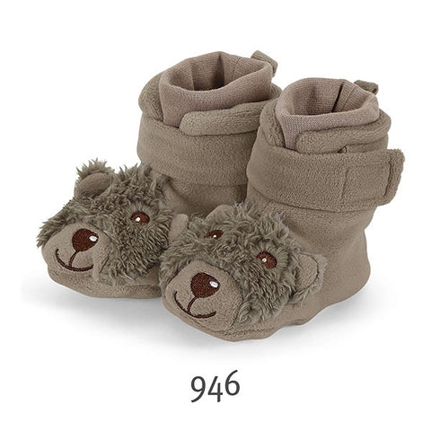 Sterntaler Teddy Bear Booties