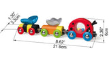 Hape Rail Assorted Train for Railway Set