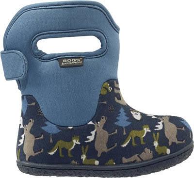 Bogs Baby Classic Woodland Navy Multi 71864I 492