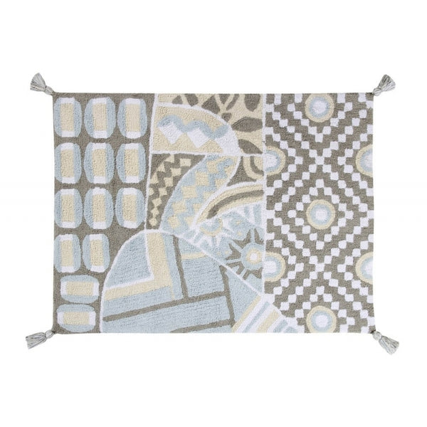 Lorena Canals Indian Bag Rug
